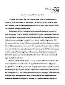analysis essay writing - Example Of A Rhetorical Essay