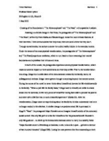 examples of a good essay introduction how to write for an   examples of a good essay introduction 17 formatting essays how to format ocean county college mla
