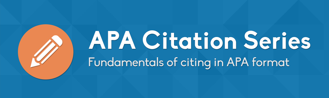 Doctoral dissertation help citation apa