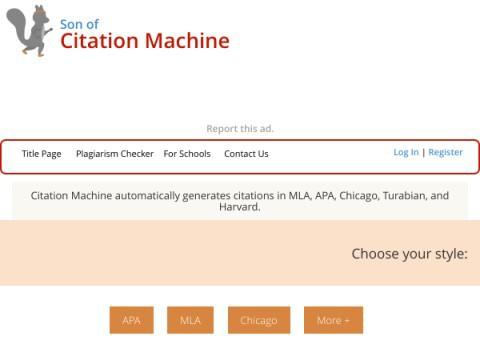 Bibliography Machine College Homework Help And Online Tutoring