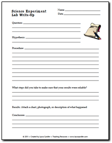 prac report template