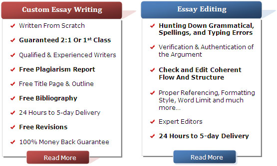 Custom written essays online