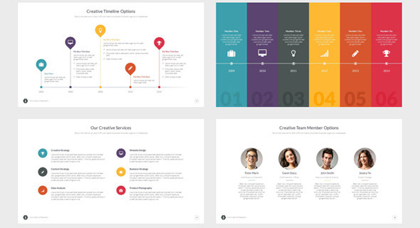 60+ beautiful, premium powerpoint presentation templates | design.