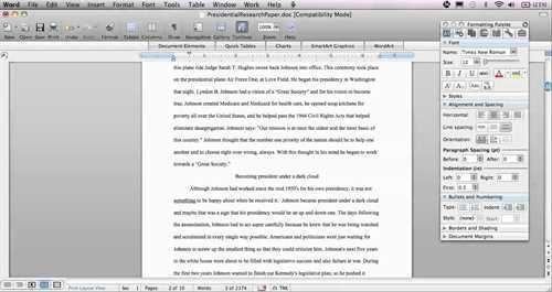 Example Essay Writing University Level