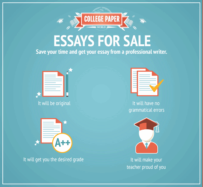 College papers for sale online