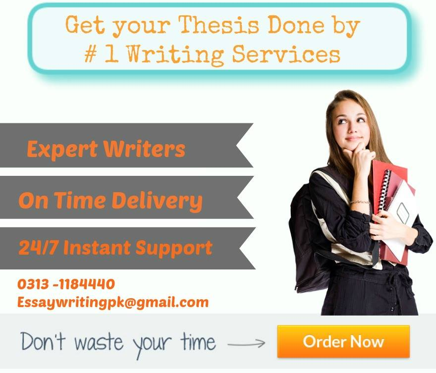 Thesis writers services zimbabwe