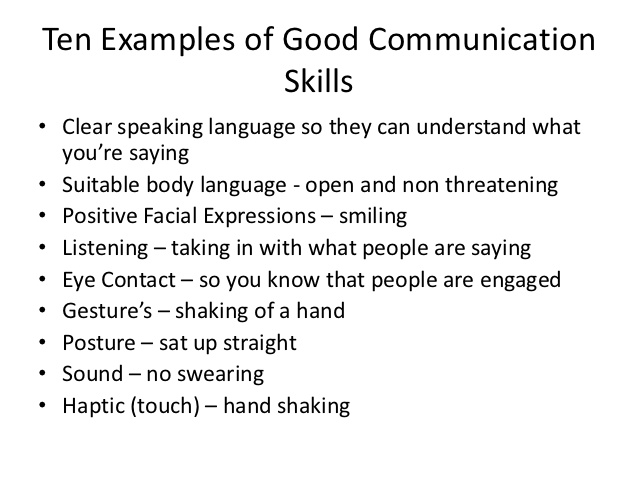 essay on effective communication