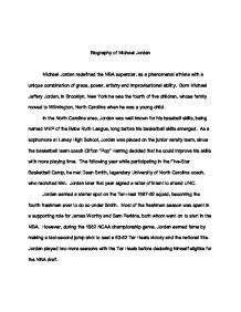 Essay Of Newspaper Essay On Michael Jordan Thesis Example Essay also Narrative Essay Sample Papers Essay On Michael Jordan  College Homework Help And Online Tutoring Essays About English