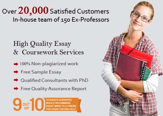 Online tutors for essay writing