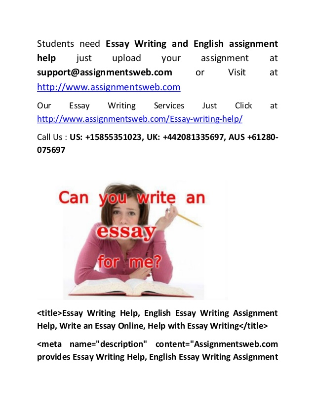 essay wrighting help They can be your essay writing guide and help you prepare a perfect essay in a jiffy literature essay help a literature essay generally discusses the essay writer's interpretation the theme, an idea or a particular aspect of a book he/she has read.