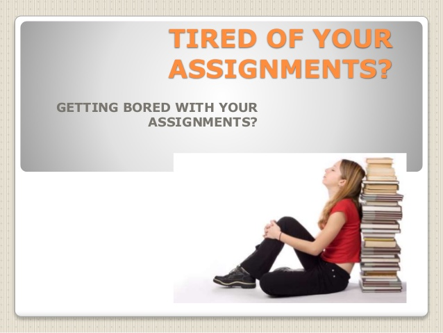 Assignments help online