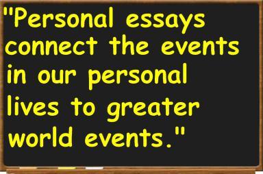 Admission essay writing definition