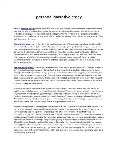 successful college essays - Good College Essays Examples