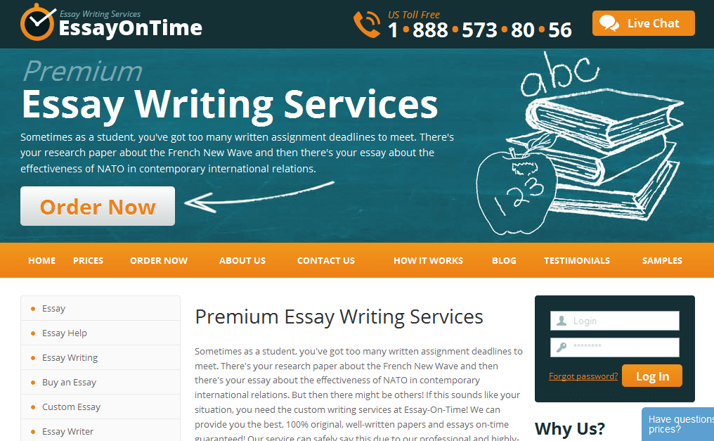 Esl Admission Paper Writer Website For Masters