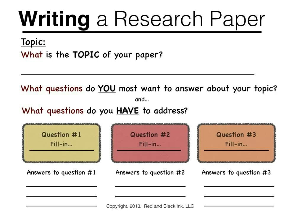 steps to write a research paper outline How to write a research paper what is a research paper  more helpful hints about writing a research paper step 4 make a research paper outline.