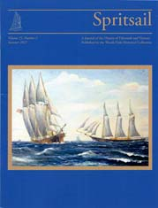Spritsail, Volume 25, Number 2