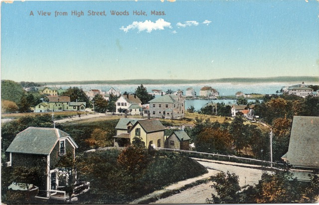 Woods Hole Community Collection © 2002 Post Cards Box 1 Little Harbor
