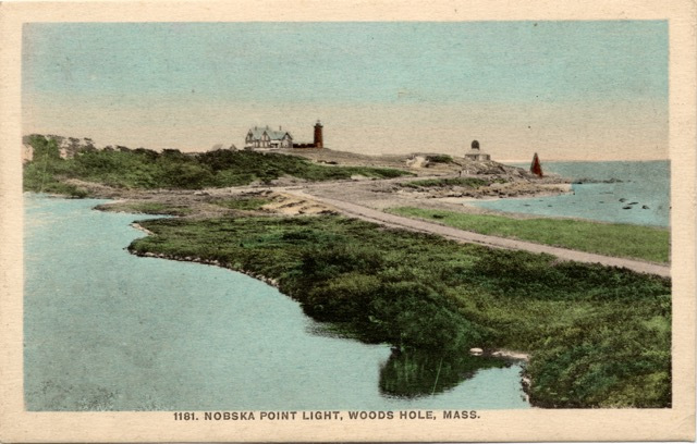 Woods Hole Community Collection © 2002 Post Cards Box 1 Nobska