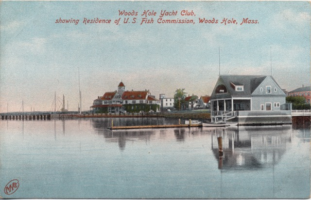 Woods Hole Community Collection © 2002 Post Cards Box 1 Great Harbor