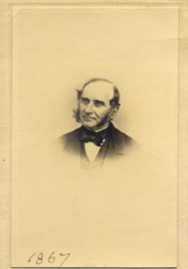 JS Fay in the 1860s