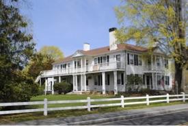 Captain John Crocker's house