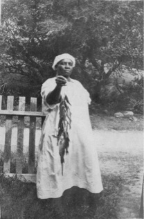 Photo of Lizzie the Fay Cottage cook