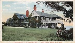 Harrison estate