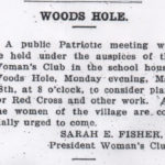 Woods Hole Woman's Club